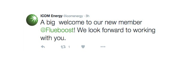 ICOM_flueboost_EUA_tweet